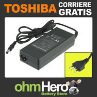 Alimentatore 19V 3,95A 75W per Toshiba Satellite Pro A300-1SX