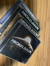 Nickelback | 4 CD Lot | All The Right Reasons Dark Horse No Fixed Here And Now