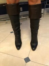 Giuseppe_Zanotti Authentic Leather Over The Knee Boots Or Under The Knee 1950$