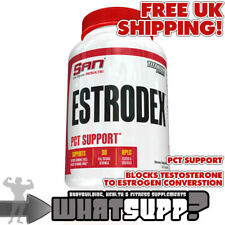SAN ESTRODEX PCT SUPPORT 90 caps - Blocks conversion of testosterone to estrogen