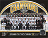 Pittsburgh Penguins 2016 Stanley Cup Champions Formal 8x10 Sitdown Team Photo