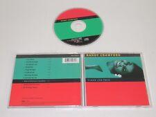 RANDY CRAWFORD/NAKED AND TRUE(WEA 0630 10961-2) CD ALBUM