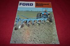 Ford Tractor 101 140 142 Moldboard Plows Dealer's Brochure YABE10 ver3