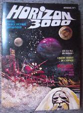 REVUE HORIZON 3000 SPATIAL SCIENCE FICTION FANTASTIQUE LES OVNI RUSSIE N°1 1976