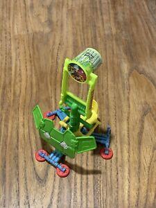 Vintage 1989 TMNT Crazy Artillery Retrocatapult Retro Catapult Ninja Turtle Toy