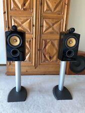 Bowers & Wilkins b&w 805D Diamond Piano Black Speakers (pair)