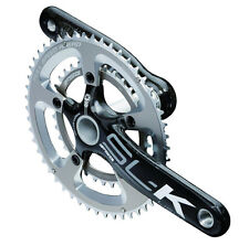 FSA SL-K CRANK SET CRANKSET BB386 175 53/39 MEGAEVO LIGHT STANDARD WHITE K NEW