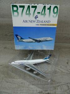 Dragon Wings Boeing 474-400 Air New Zealand ZK-NBT Model Plane Aircraft 1:400