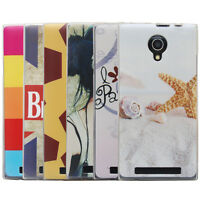Painted Silicone Case Back Cover Shell for THL T6 T6s T6c T6 Pro Protective Cas