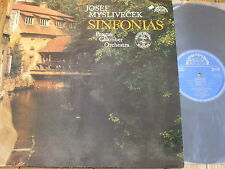 1110 3216 G Myslivecek Sinfonias / Prague CO