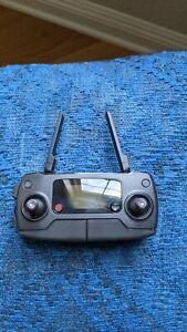 DJI Mavic Pro Remote Controller battery and Accessories.