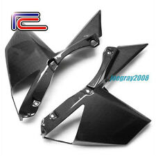 RC Carbon Fiber Cornering Lamp Side Fairings Panels KAWASAKI Z1000 10 11 12 13