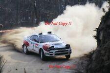 Carlos Sainz Toyota Celica Turbo 4WD Rallye de Portugal 1992 Photograph 1