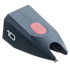 Ortofon original aguja 10 F. om 10 om10 Super OMP omb omt od LM Cartridge Stylus