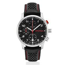 Genuine Audi Sport Men's Carbon Chronograph Watch
