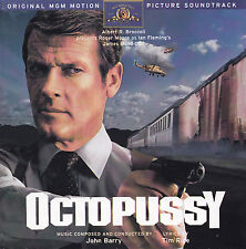 007 - JAMES BOND - CD - OCTOPUSSY  ( Rykodisc USA )