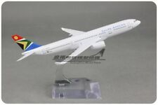 SOUTH AFRICAN AIRBUS A330 Passenger Airplane Plane Metal Aircraft Diecast Model