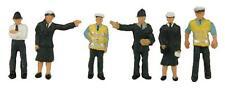 Graham Farish Scenecraft 379-301 Police & Security Staff (N Gauge) Figures