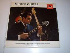 Ladi Geisler - Mister Guitar-- Polydor alt  -- Vinyl/ Cover ( Einriss):very good