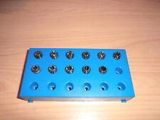 Spannzangensatz ER11 Standard neu f. EMCO Unimat collet set
