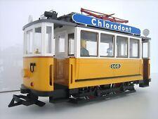 LGB 2035 Tram Locomotiva elettrica Confezione originale Scala G