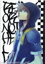 KINGDOM HEARTS doujinshi Riku X Sora Axel X Roxas (GORILLA) Ready or not, I here