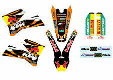 KTM KIT ADESIVI REPLICA EXC 05/07 SX 04/06