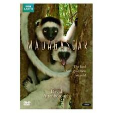 Madagascar (David Attenborough) Region 4 New DVD (2 Discs)