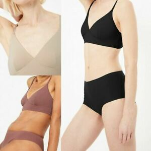 M&S Body Smoothing Non-Wired Soft Bra Bralette In 3 Colours! RRP £12