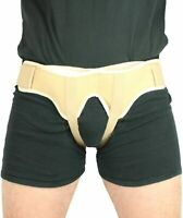 \Hernia Belt -Support Truss for Single/Double Inguinal or Sports ALL SIZES//