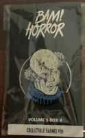 Cabin In The Woods BAM BOX Horror ENAMEL PIN CABIN IN THE WOODS. Limited Edition