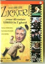 Dvd Zucker !... come diventare ebreo in 7 giorni di Dani Levy 2005 Usato raro