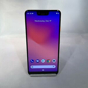 Google Pixel 3 XL 128GB Not Pink Unlocked Excellent Condition