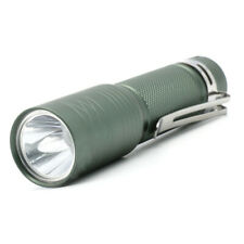 Mini Q5 LED 7W 300LM Flashlight Torch Lamp Powered by AA/14500 Battery UK