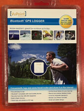 VuPoint GPS Logger - Tracker - Receiver - w/ BOTH Bluetooth and USB | NEW in BOX