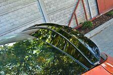 CUP Dachspoiler Heckspoiler schwarz für Hyundai Veloster Spoiler Dach Aufsatz