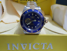 INVICTA MEN'S 21719 PRO DIVER AUTOMATIC 3 HAND BLUE DIAL WATCH UPC 886678266852