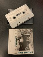 THE SMITHS - MEAT IS MURDER (RARE UK CASSETTE TAPE)