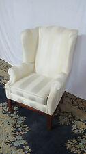 Ethan Allen Wing Chair Designer