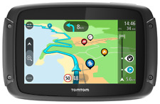 TomTom Rider 500 Sat Nav With Lifetime Europe Maps Bluetooth & Wifi Updates