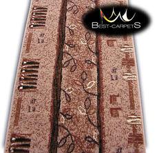 Modern Hall Carpet Runner BCF Twigs ! Stairs Width 60cm-200cm extra long RUGS