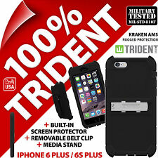 NEUF TRIDENT KRAKEN AMS robuste ÉTUI DE PROTECTION POUR APPLE iPhone 6 Plus /