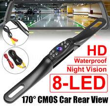 170° Car Rear View Reverse Backup Parking era Hd Night Vision Waterproof