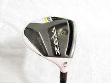 Used RH Taylormade Rocketballz Stage2 15* 3 Fairway Wood Graphite Senior (M)Flex