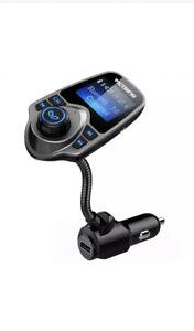 Victsing T26 Bluetooth FM Transmitter Wireless Bluetooth Radio (£24.95rrp!)