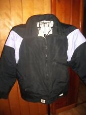 Women's Gerry, Insulated Down, Black &Purple Snowmobile/Ski Jacket, Size L