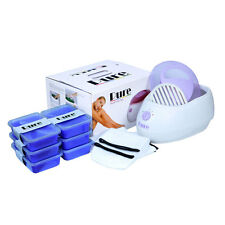 Pure Paraffin Wax Heater Spa Bath Lavender Kit - Delivery