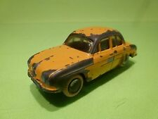 LION CAR - RENAULT DAUPHINE  - EXTREMELY RARE -  MODEL IN NICE CONDITION.