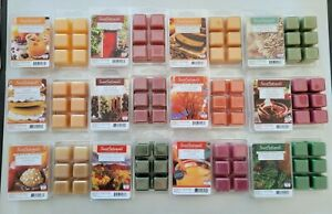 NEW ScentSationals Scented Wax Cubes 2.5 Oz Pick Your Scent