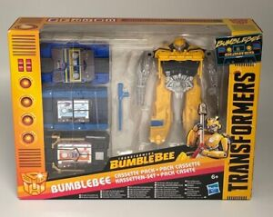 HASBRO Transformers BUMBLEBEE Greatest Hits CASSETTE PACK Action Figure *NEW*